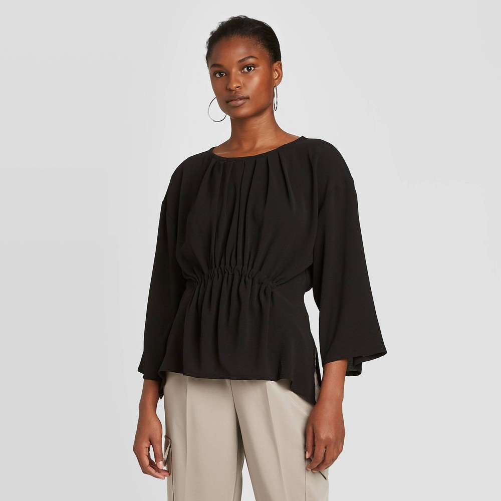 Women's Long Sleeve Blouse - Prologue Black S was $24.99 now $17.49 (30.0% off)