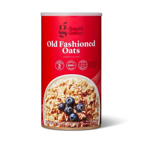 Old Fashioned Oats - 42oz - Good & Gather™ - image 1 of 2