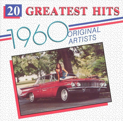 Various - 20 greatest hits of 1960 (CD) - image 1 of 1