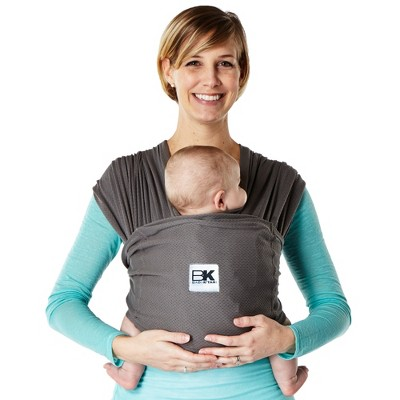Baby K'tan Baby Wraps - Charcoal - Extra Large