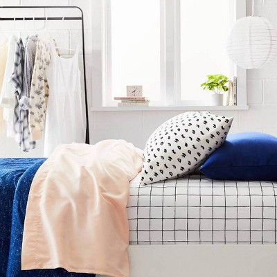 Blue & White College Bedding Collection - Room Essentials™