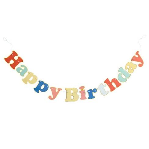 """Happy Birthday"" Party Banner - Spritz™ - image 1 of 1"