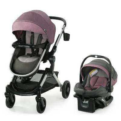 Graco Modes Nest Travel System - Norah