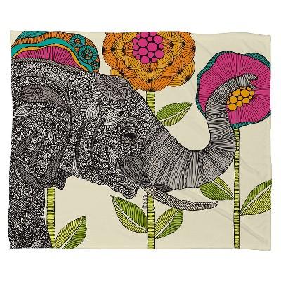 Aaron Valentina Ramos Throw Blanket (50 X 60)- Deny Designs®