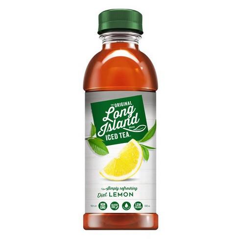 Long Island Iced Tea Diet Lemon - 18 fl oz Bottle - image 1 of 1