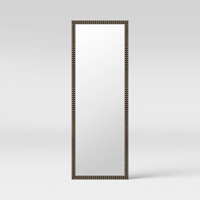 "20""x60"" Leaner Mirror Black - Opalhouse™"
