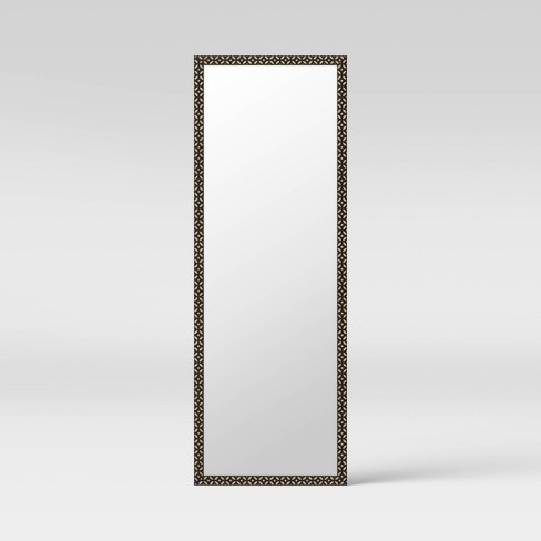 "20""x60"" Leaner Mirror Black - Opalhouse™ - image 1 of 4"