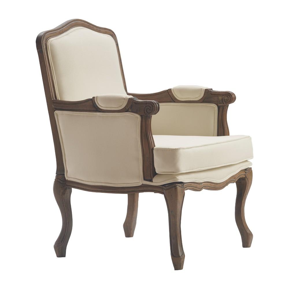 Elmhurst Accent Chair Vintage Cream - Finch Compare