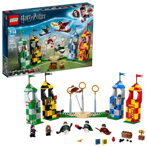 LEGO Harry Potter Quidditch Match 75956 - image 1 of 4
