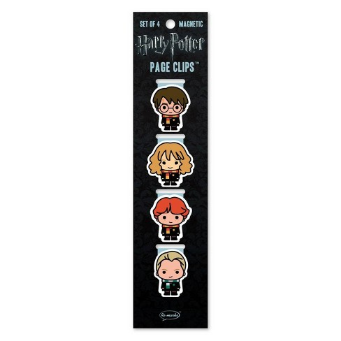 Harry Potter Chibi Wizards Page Clips - image 1 of 1