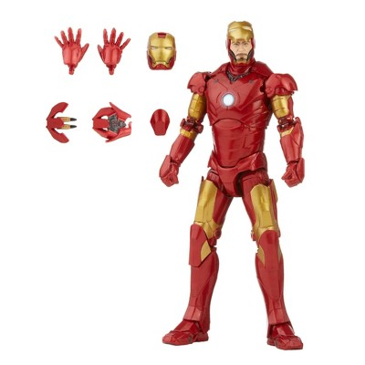 "Hasbro Marvel Legends Series 6"" Iron Man Mark 3"