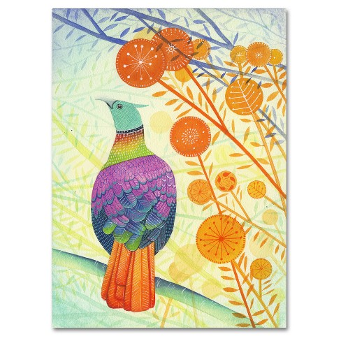 Pheasant' by Michelle Campbell Ready to Hang Canvas Wall Art - image 1 of 3