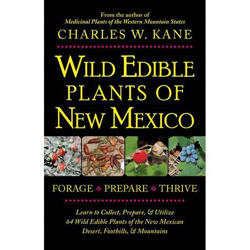Wild Edible Plants of New Mexico - by  Charles W Kane (Paperback) - image 1 of 1