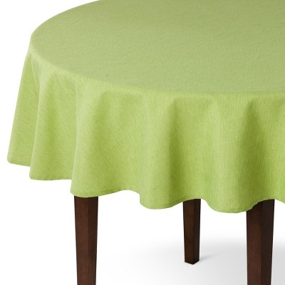 Threshold™ Solid Tablecloth - Green - 70R