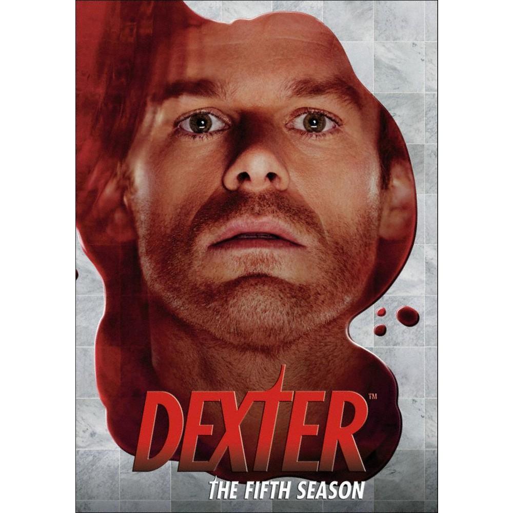 Dexter The Fifth Season Dvd