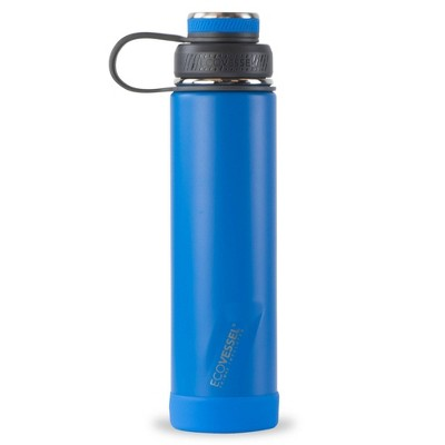 EcoVessel 24oz Insulated Stainless Steel Boulder Water Bottle
