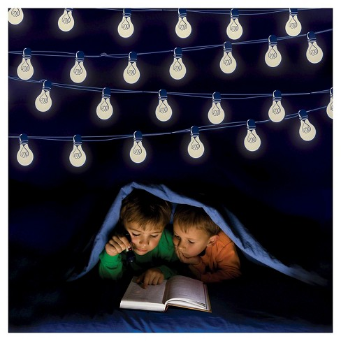 Glow in the Dark Night Lights Wall Decals - WallCandy® Arts - image 1 of 2