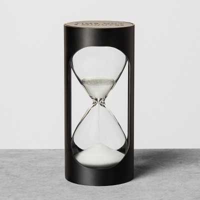 Hourglass Black - Hearth & Hand™ with Magnolia