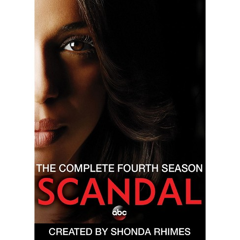 Scandal: The Complete Fourth Season [5 Discs] - image 1 of 1