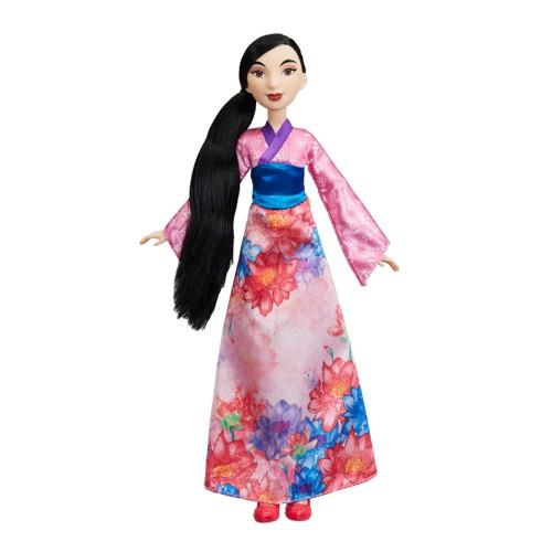 Disney Princess Royal Shimmer Mulan Doll   Best Gifts for Mulan Fans