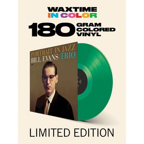 Bill Evans - Portrait In Jazz (Vinyl) - image 1 of 1