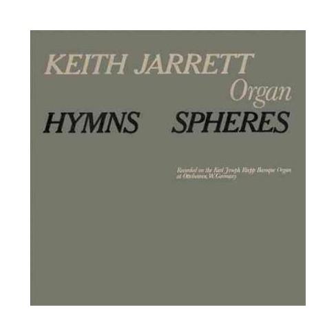 Keith Jarrett - Hymns/Spheres (CD) - image 1 of 1