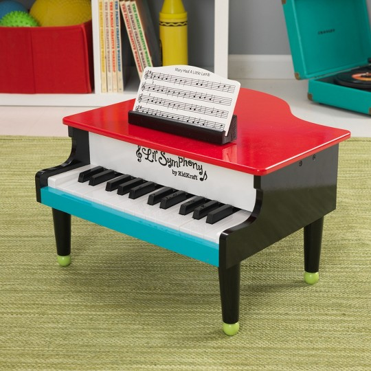 Kidkraft Lil' Symphony Piano image number null