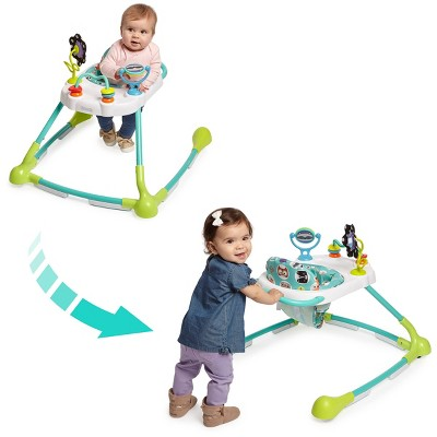 Kolcraft Tiny Steps Too 2-in-1 Activity Walker