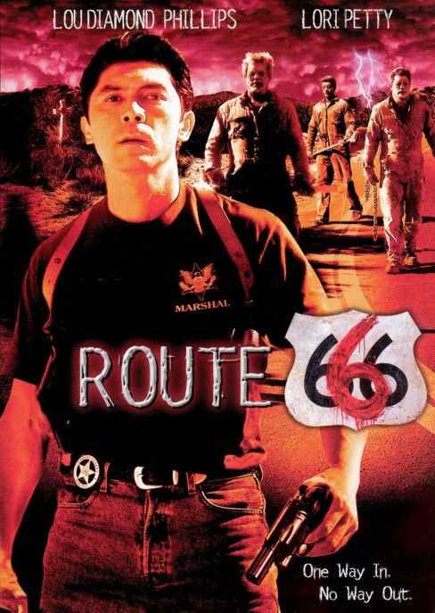 Route 666 (DVD) - image 1 of 1