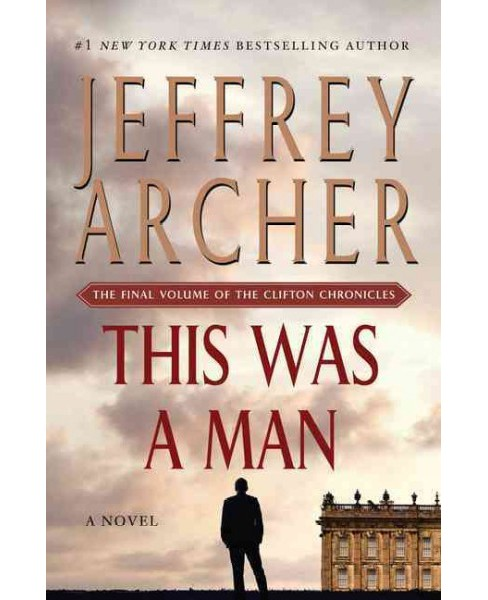 This Was a Man (Large Print) (Hardcover) (Jeffrey Archer) - image 1 of 1