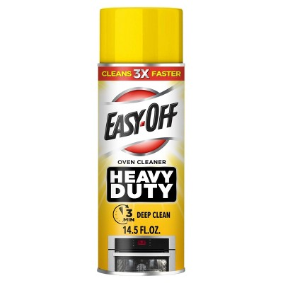 Easy-Off Fresh Scent Heavy Duty Oven Cleaner - 14.5oz