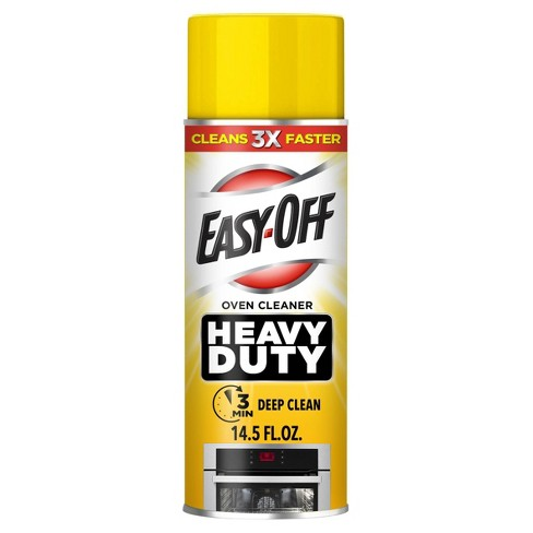 Easy-Off Fresh Scent Heavy Duty Oven Cleaner - 14.5oz - image 1 of 4