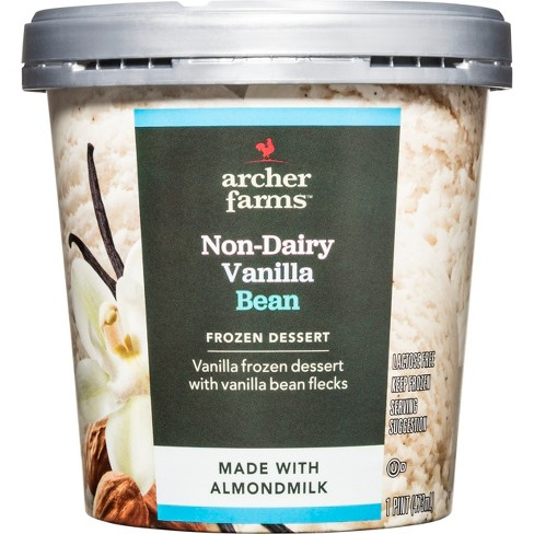Non-Dairy Vanilla Almond Frozen Dessert - 16oz - Archer Farms™ - image 1 of 1