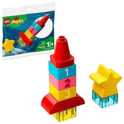 LEGO DUPLO My First Space Rocket 30332 Building Kit