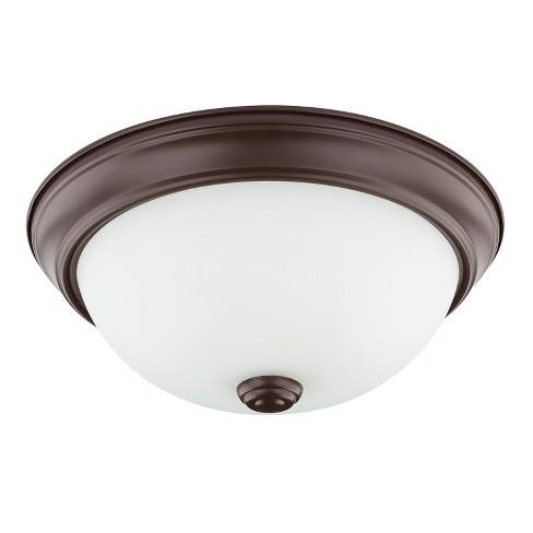 Capital Lighting 214721 2-Light Flush Mount - image 1 of 1