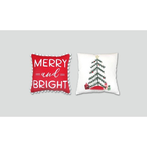 2pk Throw Pillows Tree - Bullseye's Playground™ - image 1 of 1