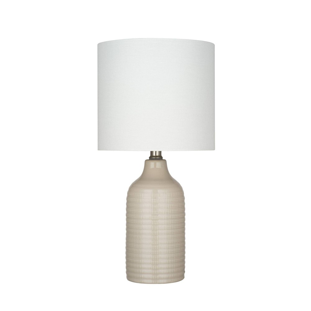 18 34 Ceramic Table Lamp Includes Light Bulb Cresswell Lighting