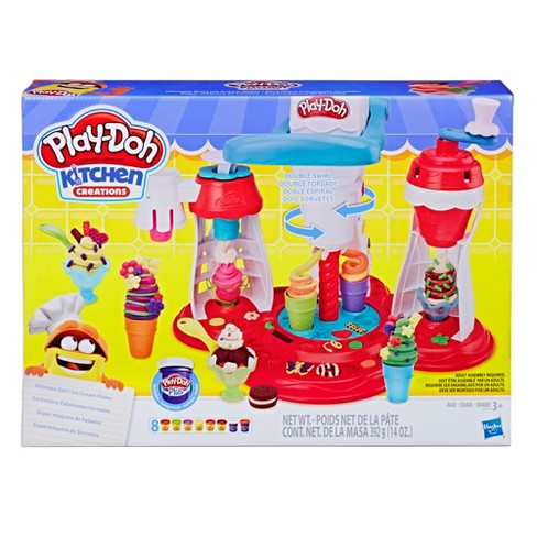 play doh kitchen creations ultimate swirl ice cream maker target - Kitchen Creations