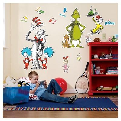 Dr. Seuss Wall Decal