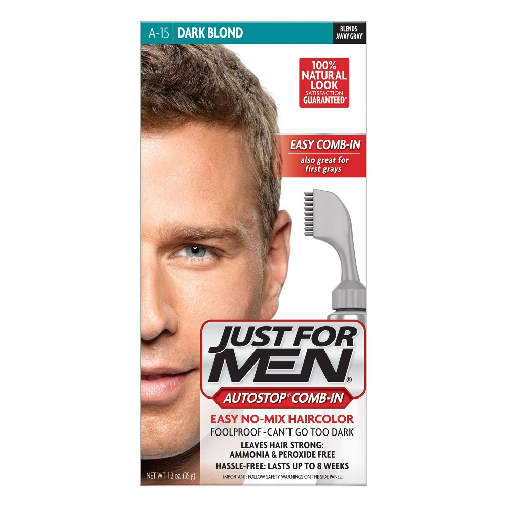 Image of Just For Men AutoStop Dark Blond A-15