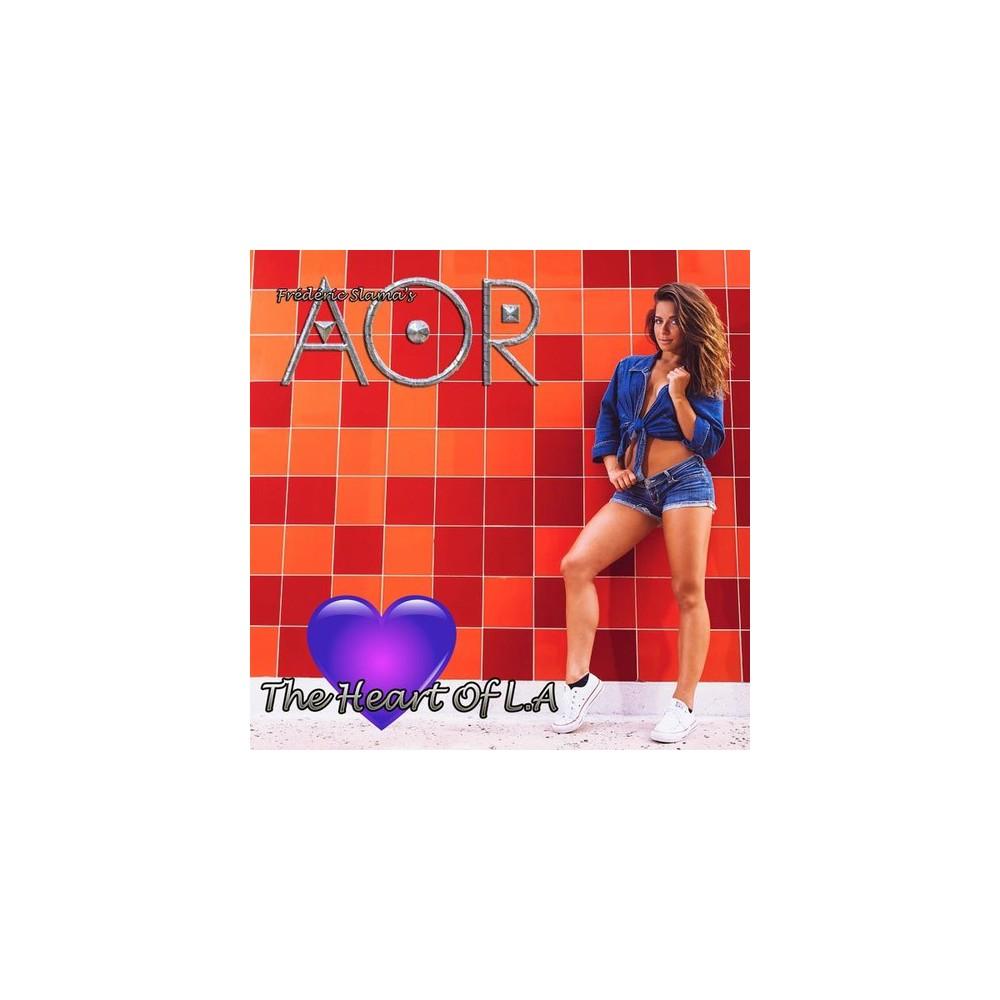 Aor - Heart Of La (CD), Pop Music