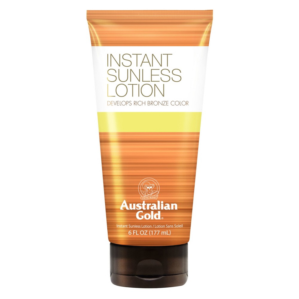 Image of Australian Gold Instant Sunless Lotion - 6oz