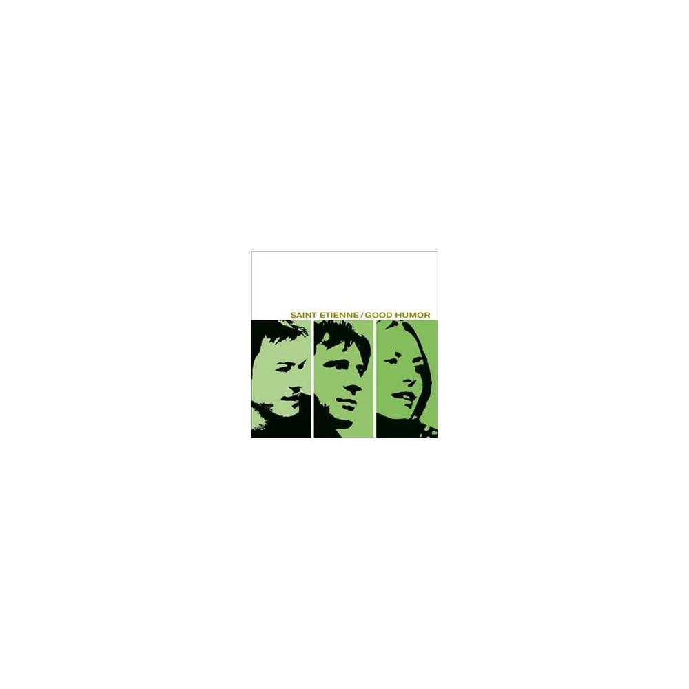 Saint Etienne - Good Humor (Vinyl)