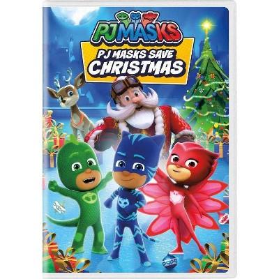 PJ Masks: PJ Masks Saves Christmas (DVD)(2020)