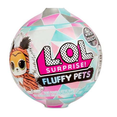 L.O.L. Surprise! Fluffy Pets Winter Disco Series With ...