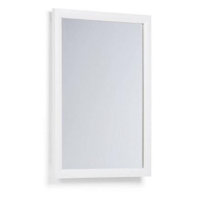 "22""x30"" Oxford Bath Vanity Decor Mirror White - WyndenHall"