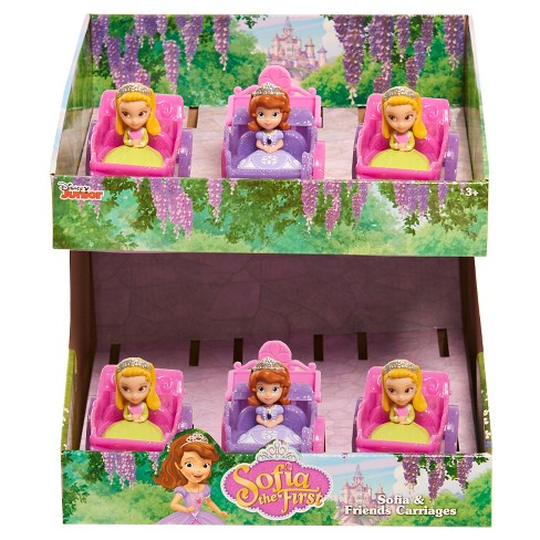 Sofia the First Royal Horse & Carriage Set - image 1 of 2