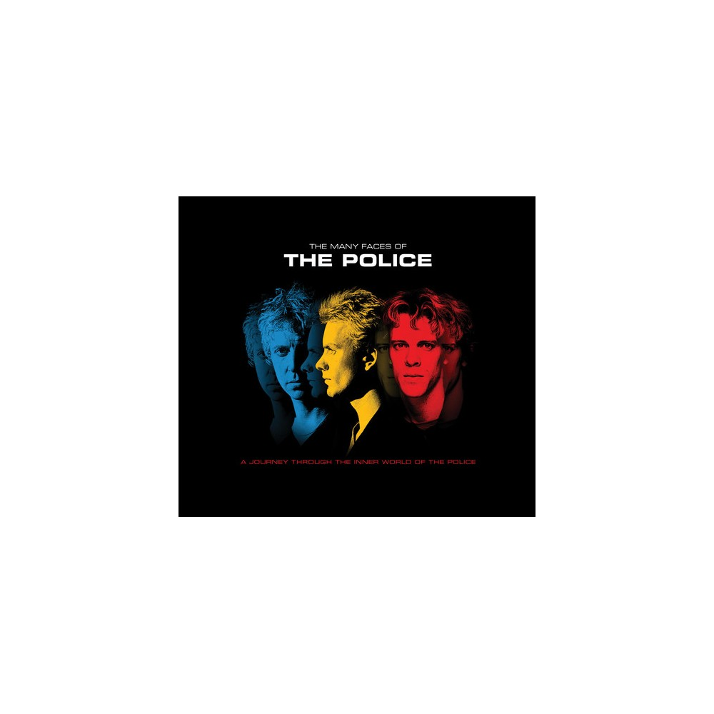 Many Faces of the Police & Various - Many Faces of the Police / Various (CD)
