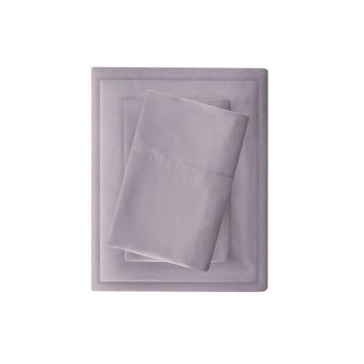 Queen 3M Microcell Moisture Wicking Sheet Set Purple