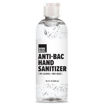 Born Basic 16.9 fl oz Hand Sanitizer